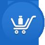 FENFAST menu icon 1 blue