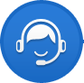 FENFAST menu icon 4 blue