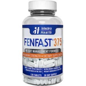 New Year's Weight Loss Resolution with FENFAST 375