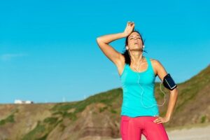 Safely Exercising in the Heat