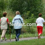 health benefits of group walking