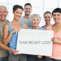 Lose Weight Faster as a group