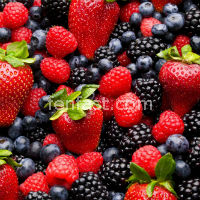 Light Berry Recipes for the Fourth of July celebration