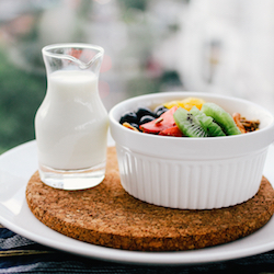 use small dishes for indirect weight loss
