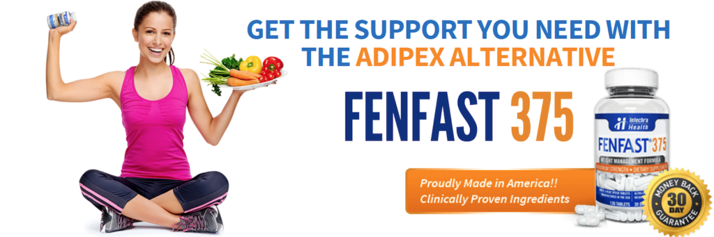 Get the Support You Need with the Adipex Alternative FENFAST 375