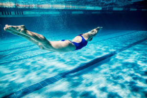 Underwater Workout this Summer