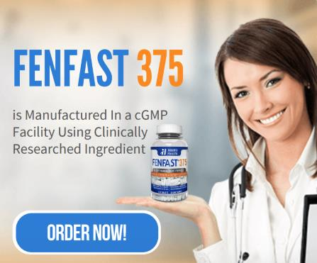 FENFAST 375 is manufactured in a cGMP facility using clinically researched ingredient. Order now!