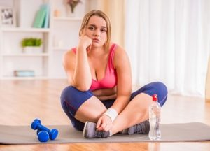 Exercising for Weight Loss Alone